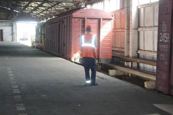 перевозка грузов в крытых вагонах воронеж
